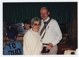 Betty Mikush and John Maher