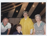 Tom & Gail McAleese, Bill & Jane Maher Volunteers at 1995 Irish Fest