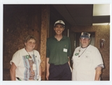 Gail Fitzpatrick and Monica Crotty Volunteers at 1995 Irish Fest