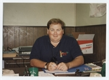 Chuck Ward Volunteer at 1995 Irish Fest