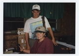 Bill Anderson and Liz Heck Sanders Volunteer at 1995 Irish Fest