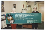 Rose Murphy and Betty Mikush Volunteers at 1995 Irish Fest