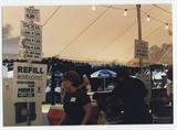 1998 Volunteer in Wine Tent