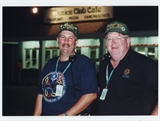 Bruce Gondert and Tom Tiernan