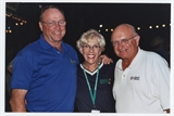 Roger Walsh, Maricolette Walsh, Tom Ament