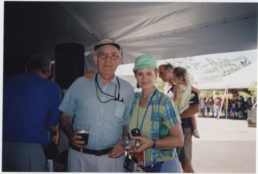 Bill Drew, Mary Cannon