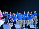 Milwaukee Irish Fest Choir at VIP Introductions
