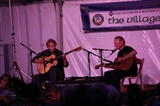 Donal Lunny and Andy Irvine