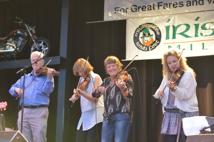 U.S. All-Ireland Champions - Fiddles