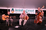 John Whelan at Milwaukee Irish Fest 2015