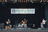 Brave Giant at Milwaukee Irish Fest 2017