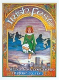 1988 Milwaukee Irish Fest Poster