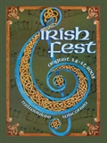 2003 Milwaukee Irish Fest Poster