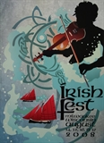 2008 Milwaukee Irish Fest Poster