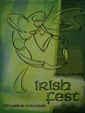2009 Milwaukee Irish Fest Poster