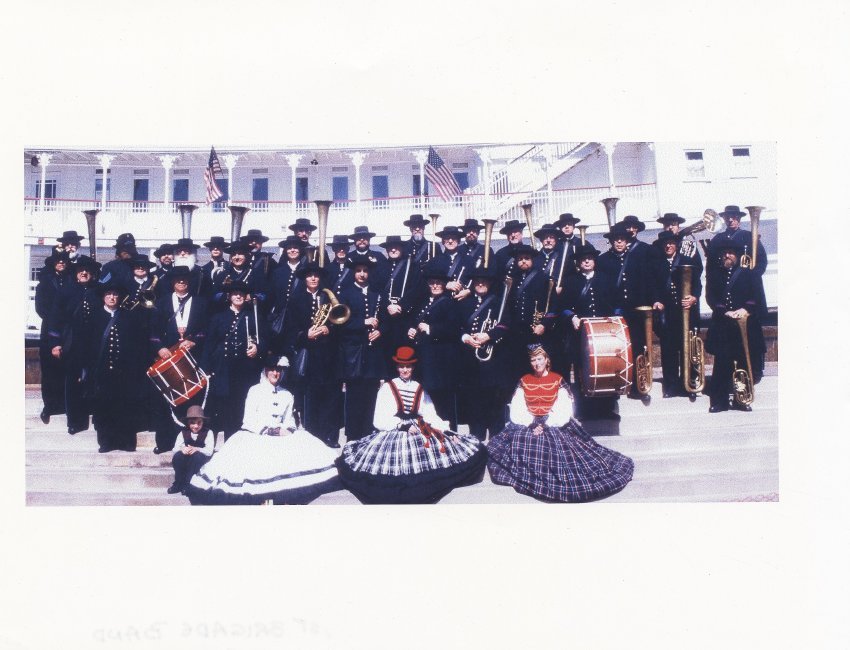 1st Brigade Band, The