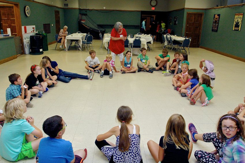 Celtic Kids Camp - 2016 Milwaukee Irish Fest Summer School