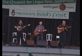 Clancy, O'Connell, and Clancy at Milwaukee Irish Fest 2002