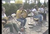 1981 Milwaukee Irish Fest: Milwaukee Junior Showcase, Mick Moloney, Charlie Piggott, Micheal O Domhnaill