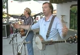 1982 Milwaukee Irish Fest: Joe and Antoinette McKenna, Tommy Makem and Liam Clancy