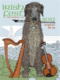 2011 Milwaukee Irish Fest Poster